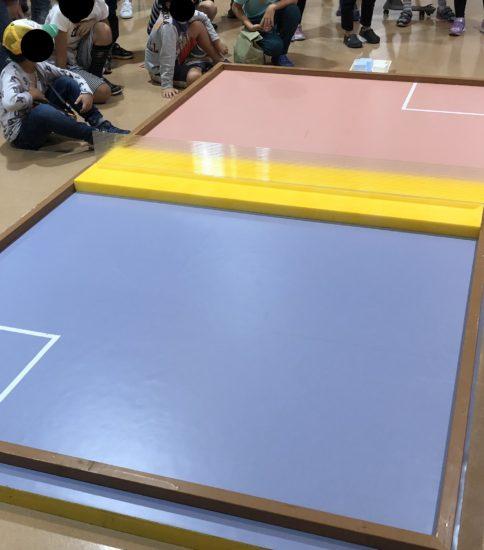ロボット選手権練習会